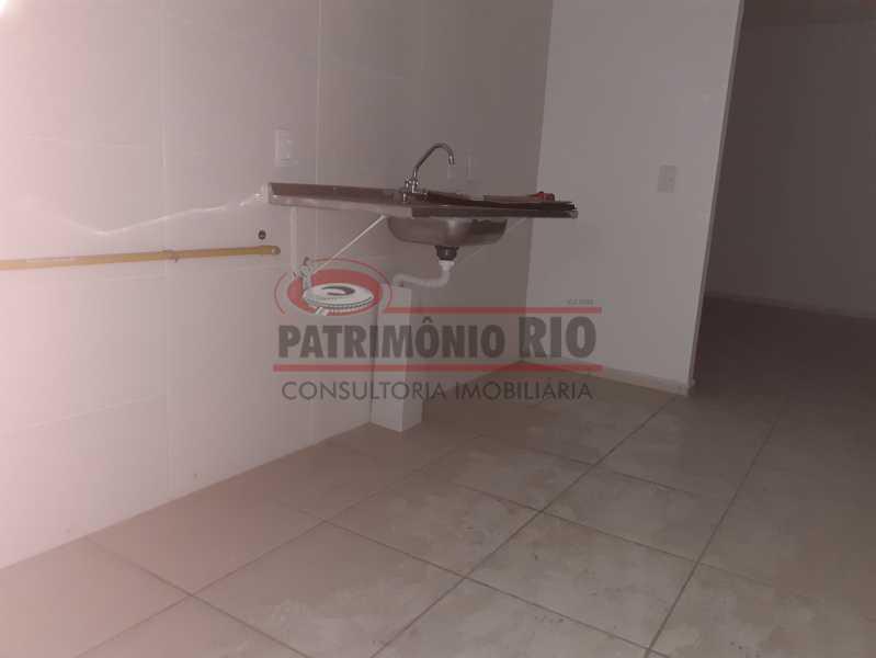 21 - Apartamento 2quartos vazio 1ªLocação - PAAP23215 - 21