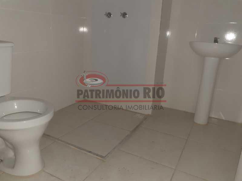 23 - Apartamento 2quartos vazio 1ªLocação - PAAP23215 - 23