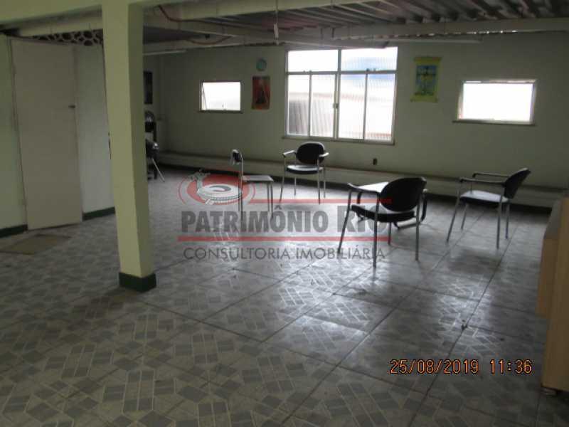 IMG_9676 - Maravilhosa casa duplex 2 quartos, vagas de garagem, condomínio fechado - PACA20486 - 31