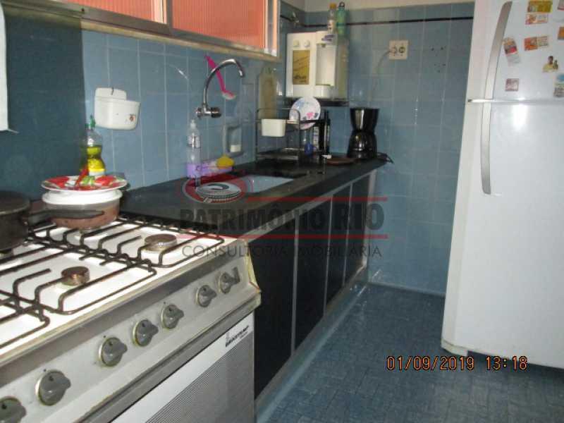 IMG_9710 - Maravilhosa casa duplex 2 quartos, vagas de garagem, condomínio fechado - PACA20486 - 26