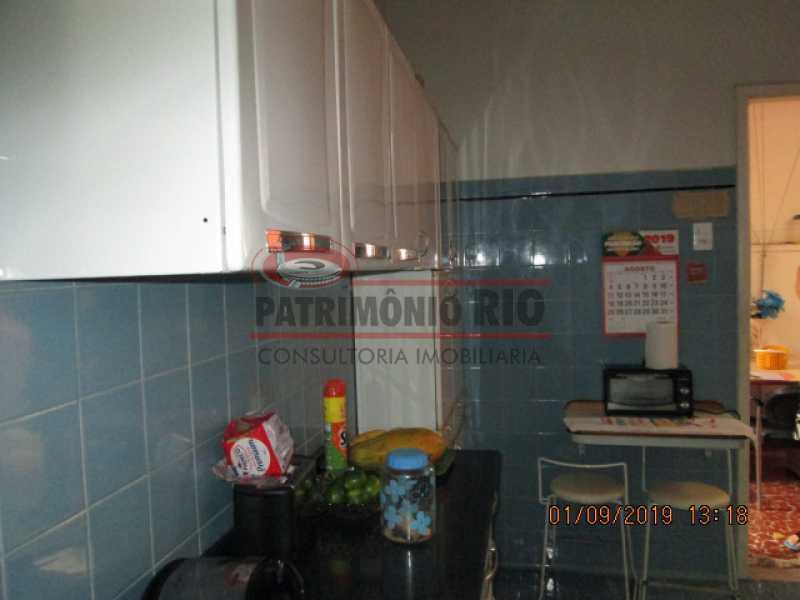 IMG_9712 - Maravilhosa casa duplex 2 quartos, vagas de garagem, condomínio fechado - PACA20486 - 21