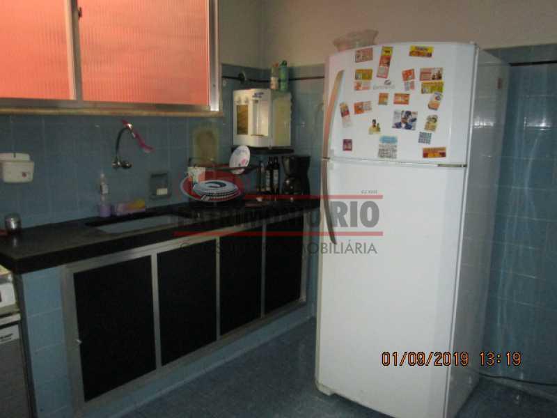 IMG_9714 - Maravilhosa casa duplex 2 quartos, vagas de garagem, condomínio fechado - PACA20486 - 25