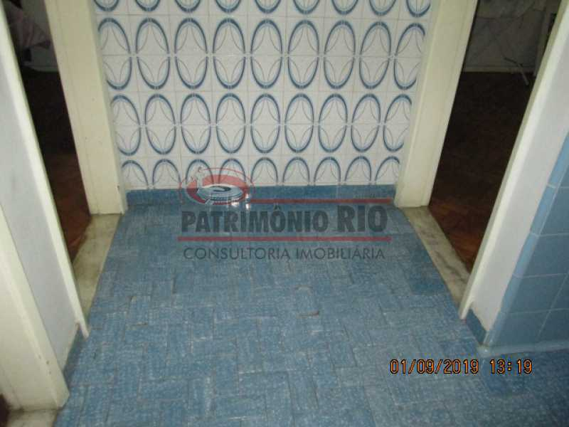 IMG_9715 - Maravilhosa casa duplex 2 quartos, vagas de garagem, condomínio fechado - PACA20486 - 22