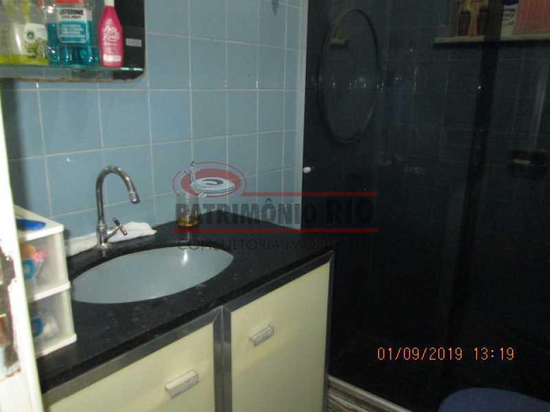 IMG_9717 - Maravilhosa casa duplex 2 quartos, vagas de garagem, condomínio fechado - PACA20486 - 24