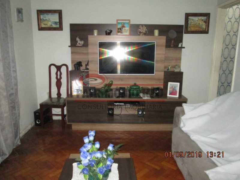IMG_9721 - Maravilhosa casa duplex 2 quartos, vagas de garagem, condomínio fechado - PACA20486 - 12