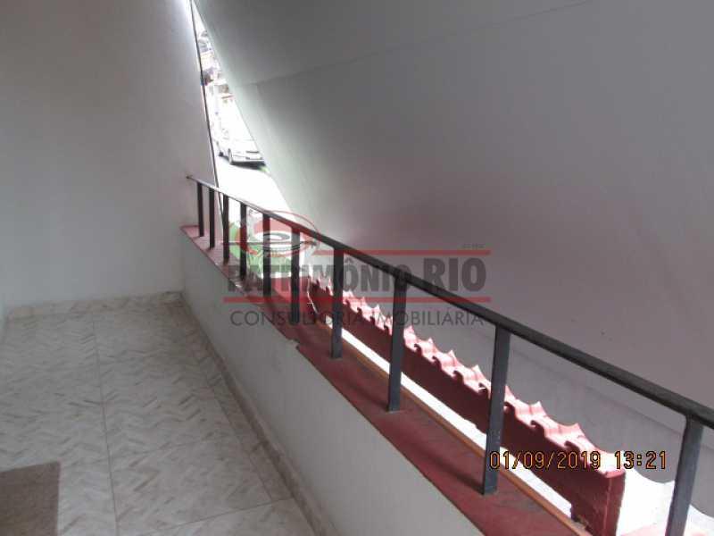 IMG_9724 - Maravilhosa casa duplex 2 quartos, vagas de garagem, condomínio fechado - PACA20486 - 10