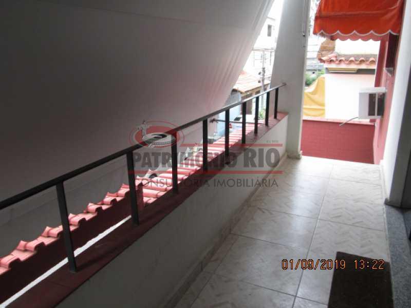 IMG_9725 - Maravilhosa casa duplex 2 quartos, vagas de garagem, condomínio fechado - PACA20486 - 11