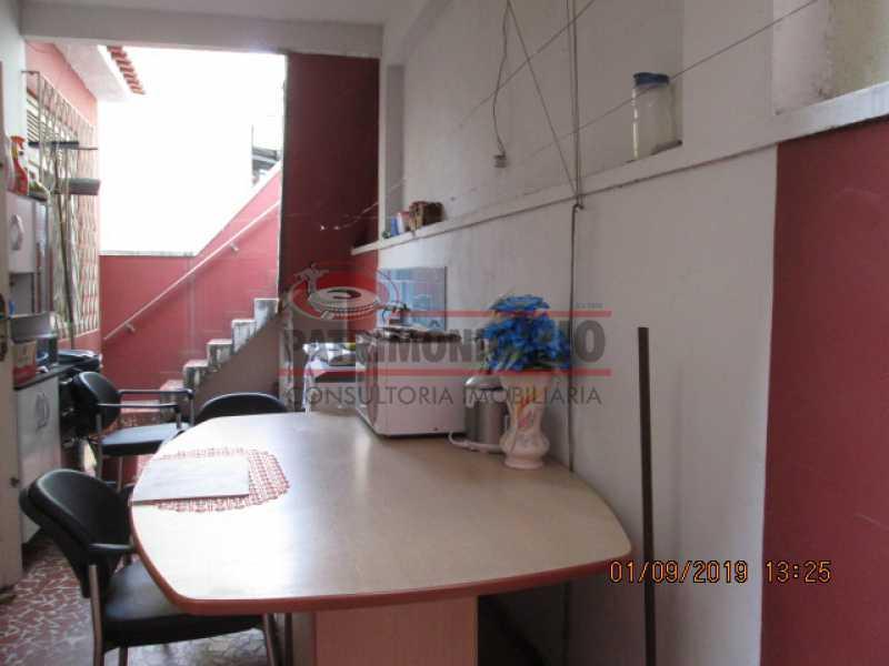 IMG_9733 - Maravilhosa casa duplex 2 quartos, vagas de garagem, condomínio fechado - PACA20486 - 28