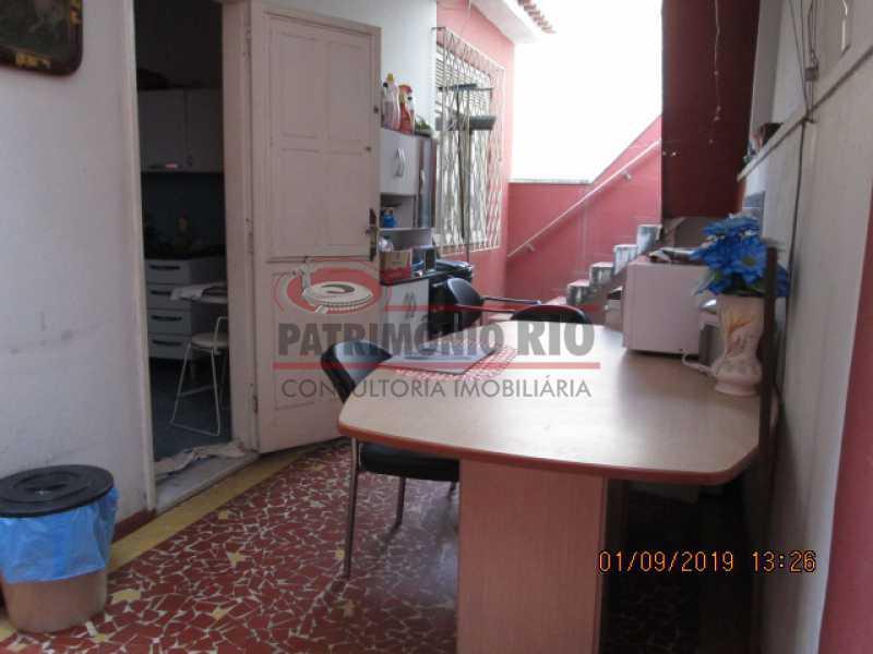 IMG_9734 - Maravilhosa casa duplex 2 quartos, vagas de garagem, condomínio fechado - PACA20486 - 29