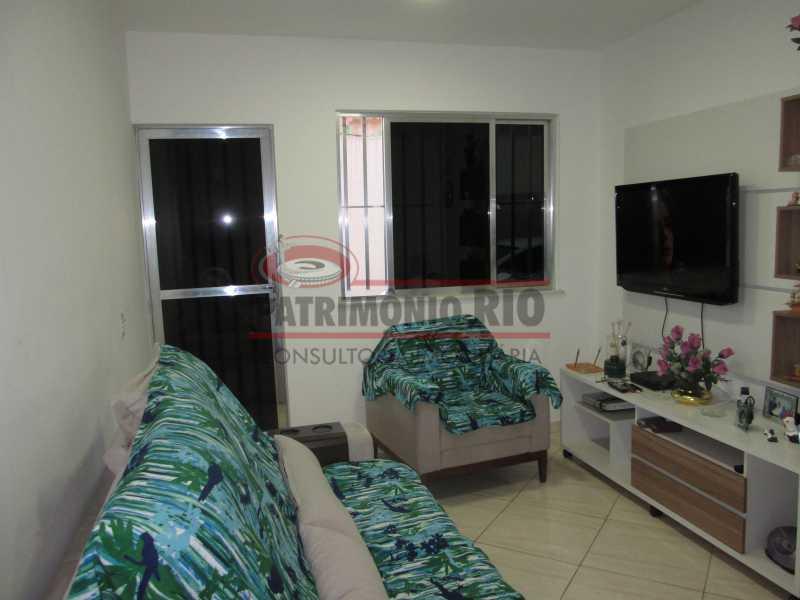 IMG_5424 - Apartamento térreo 2qtos com garagem. - PAAP23223 - 4