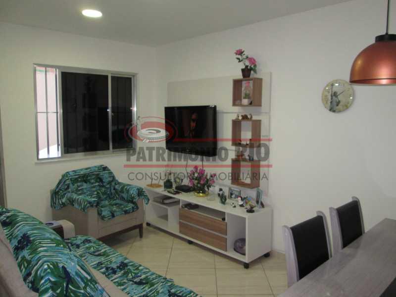 IMG_5425 - Apartamento térreo 2qtos com garagem. - PAAP23223 - 3