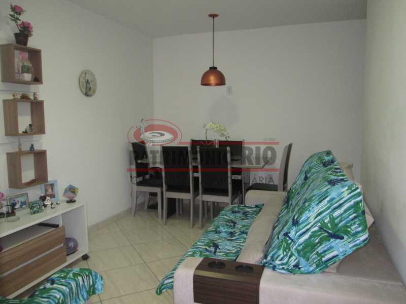 IMG_5426 - Apartamento térreo 2qtos com garagem. - PAAP23223 - 5