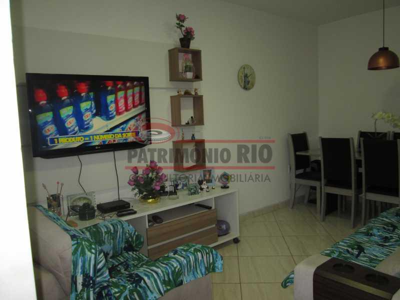 IMG_5427 - Apartamento térreo 2qtos com garagem. - PAAP23223 - 6