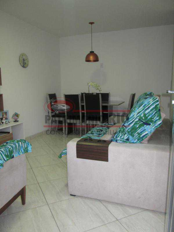 IMG_5428 - Apartamento térreo 2qtos com garagem. - PAAP23223 - 7