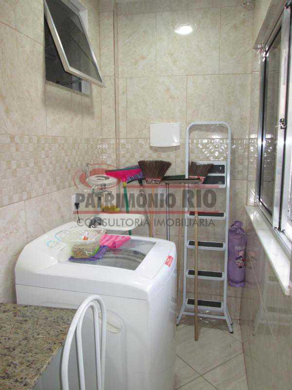 IMG_5431 - Apartamento térreo 2qtos com garagem. - PAAP23223 - 17
