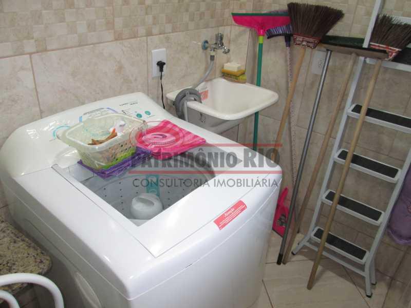 IMG_5434 - Apartamento térreo 2qtos com garagem. - PAAP23223 - 20