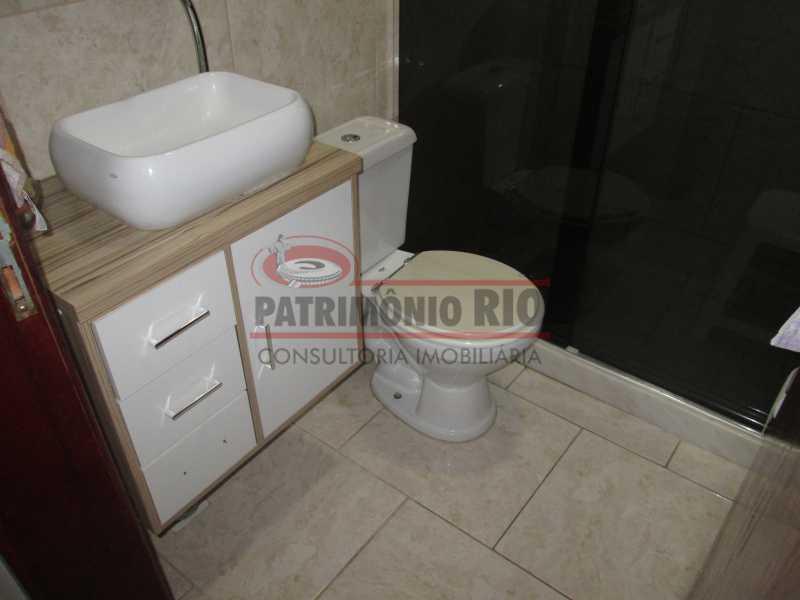 IMG_5438 - Apartamento térreo 2qtos com garagem. - PAAP23223 - 24