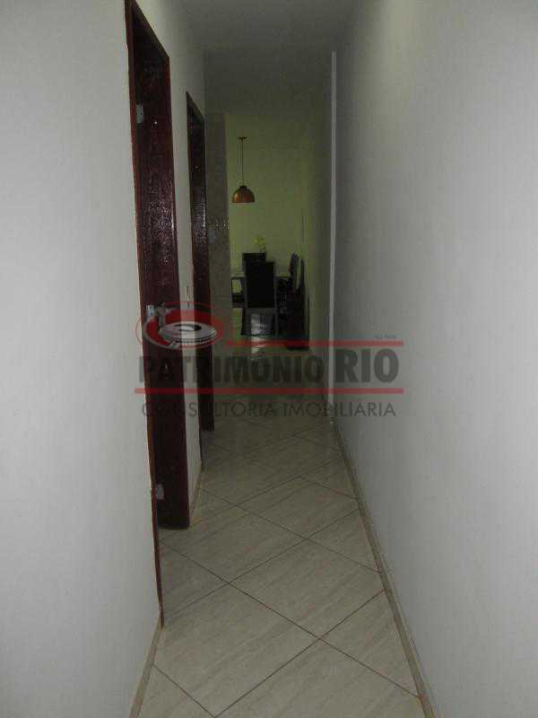 IMG_5439 - Apartamento térreo 2qtos com garagem. - PAAP23223 - 23