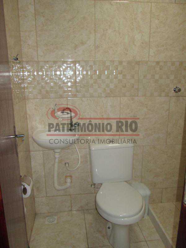 IMG_5447 - Apartamento térreo 2qtos com garagem. - PAAP23223 - 21