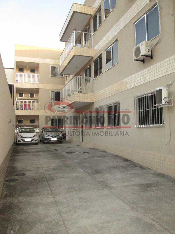 IMG_5449 - Apartamento térreo 2qtos com garagem. - PAAP23223 - 1