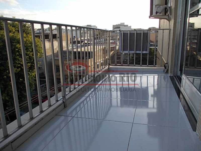 DSCN0006 - Vila da Penha - apartamento - 1qto - 1 vaga - varanda. - PAAP10381 - 20