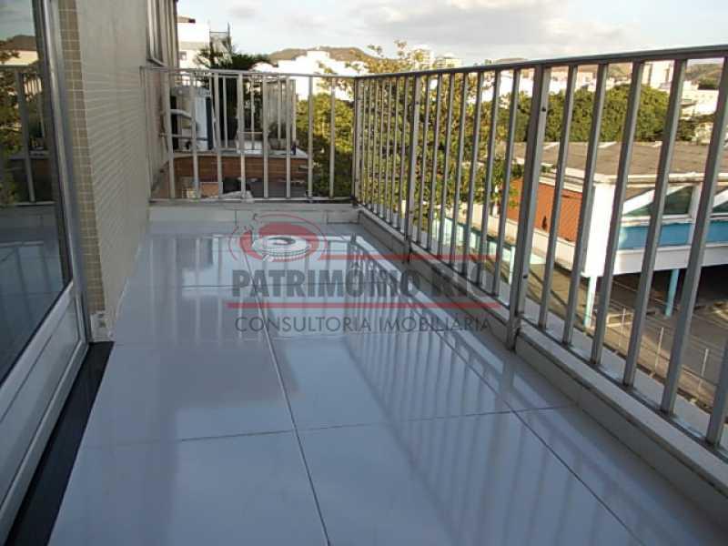 DSCN0007 - Vila da Penha - apartamento - 1qto - 1 vaga - varanda. - PAAP10381 - 1