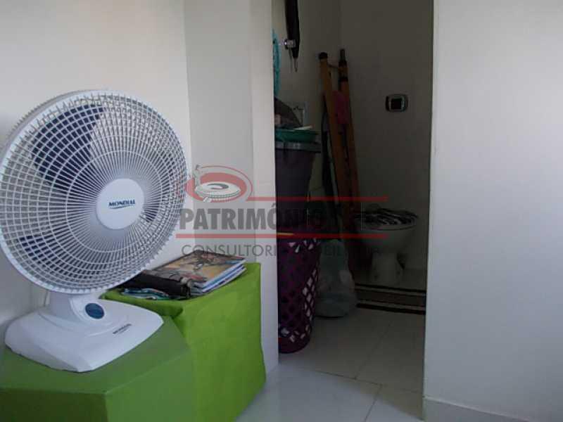 DSCN0029 - Vila da Penha - apartamento - 1qto - 1 vaga - varanda. - PAAP10381 - 23