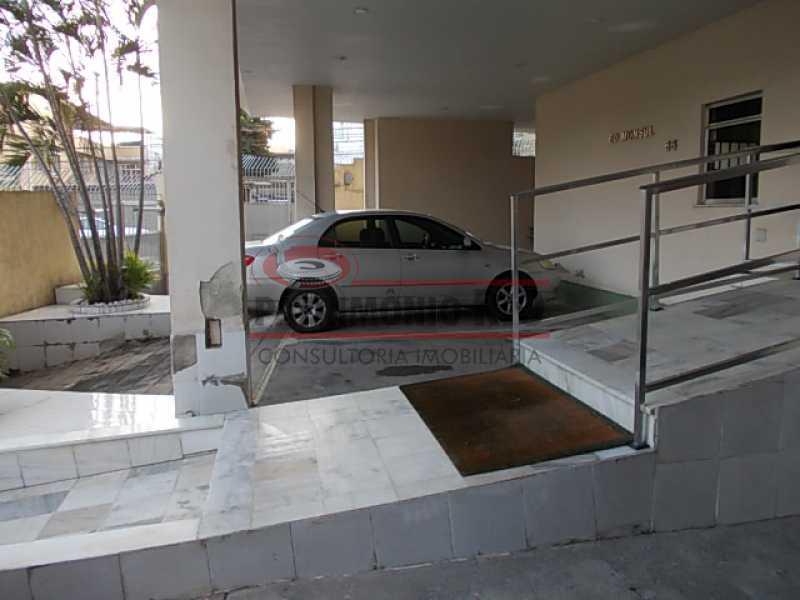 DSCN0035 - Vila da Penha - apartamento - 1qto - 1 vaga - varanda. - PAAP10381 - 24