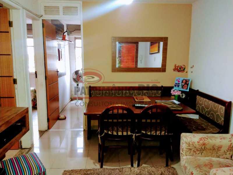 17 - Apartamento 2 quartos à venda Vigário Geral, Rio de Janeiro - R$ 125.000 - PAAP23235 - 1