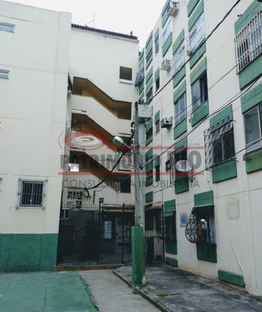 23 - Apartamento 2 quartos à venda Vigário Geral, Rio de Janeiro - R$ 125.000 - PAAP23235 - 21