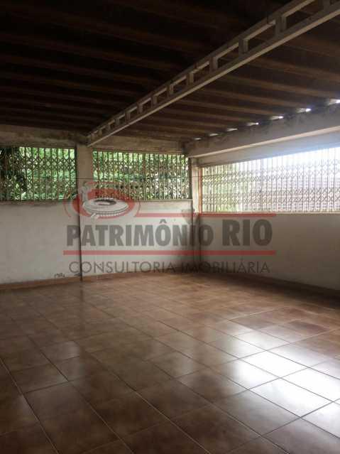 1 - Casa Vila Kosmos duplex, com área gourmet. - PACA20488 - 17