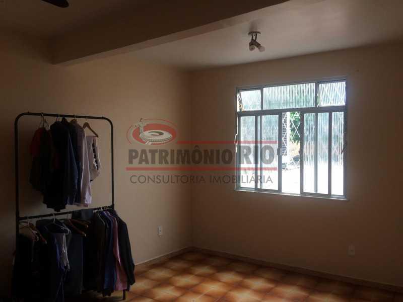 4 - Casa Vila Kosmos duplex, com área gourmet. - PACA20488 - 8
