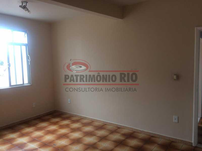 6 - Casa Vila Kosmos duplex, com área gourmet. - PACA20488 - 7