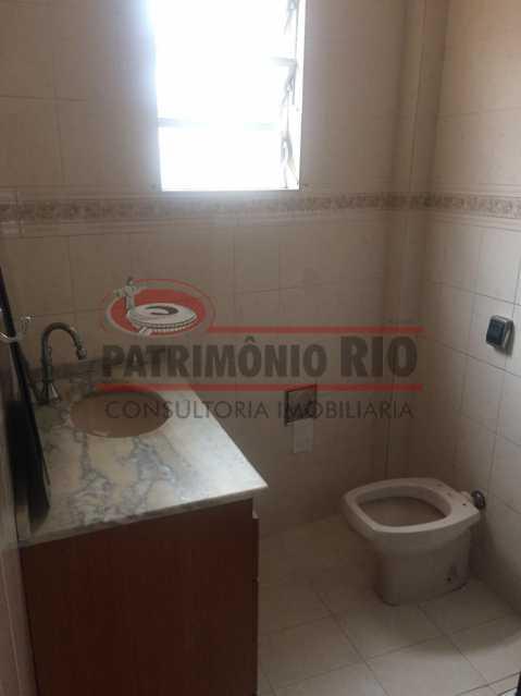 10 - Casa Vila Kosmos duplex, com área gourmet. - PACA20488 - 13