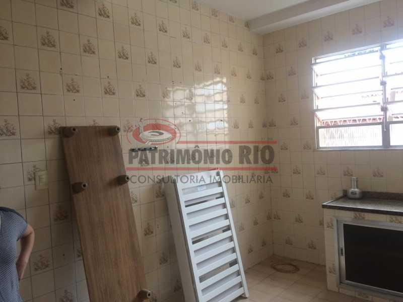12 - Casa Vila Kosmos duplex, com área gourmet. - PACA20488 - 15
