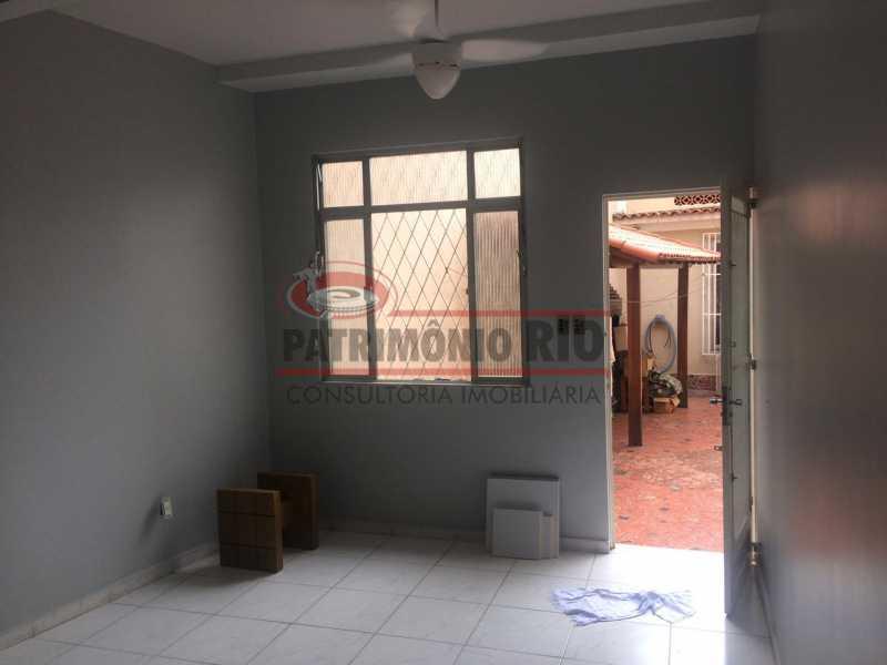 14 - Casa Vila Kosmos duplex, com área gourmet. - PACA20488 - 4