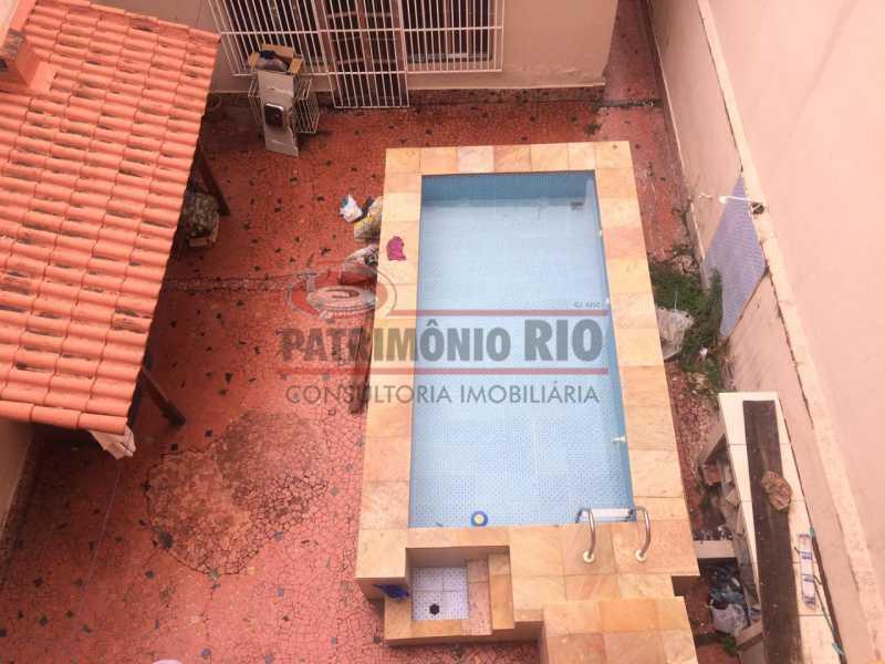 15 - Casa Vila Kosmos duplex, com área gourmet. - PACA20488 - 1