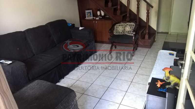 01 - Casa condomínio fechado, sala, dois quartos - Pavuna - PACN20094 - 1
