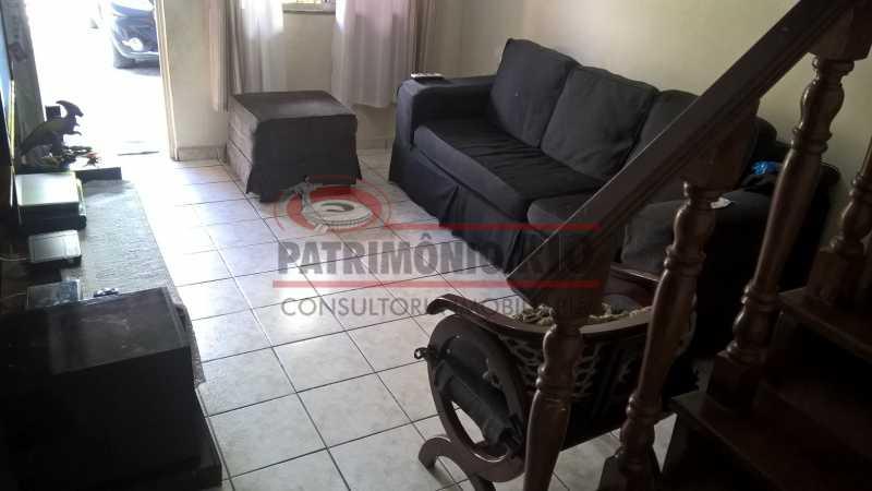 02 - Casa condomínio fechado, sala, dois quartos - Pavuna - PACN20094 - 3
