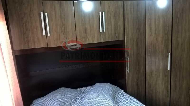 04 - Casa condomínio fechado, sala, dois quartos - Pavuna - PACN20094 - 5