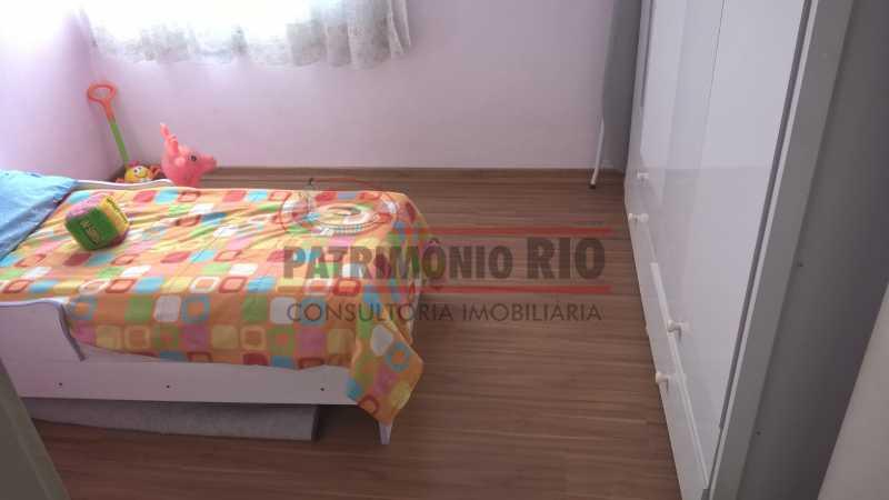 05 - Casa condomínio fechado, sala, dois quartos - Pavuna - PACN20094 - 6
