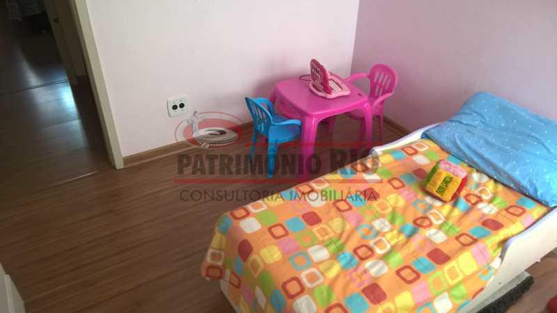 06 - Casa condomínio fechado, sala, dois quartos - Pavuna - PACN20094 - 7