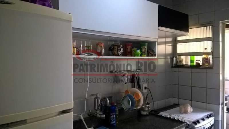 07 - Casa condomínio fechado, sala, dois quartos - Pavuna - PACN20094 - 8