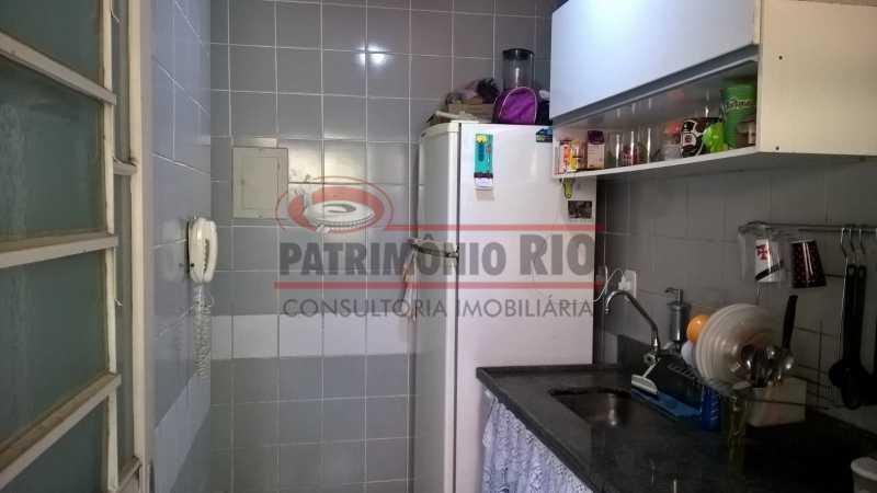 08 - Casa condomínio fechado, sala, dois quartos - Pavuna - PACN20094 - 9