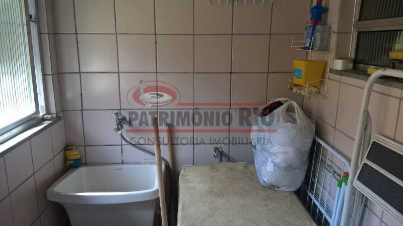 09 - Casa condomínio fechado, sala, dois quartos - Pavuna - PACN20094 - 10