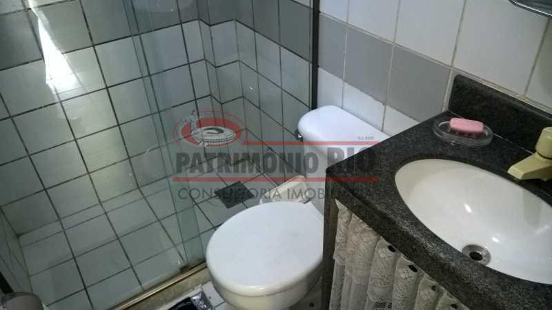10 - Casa condomínio fechado, sala, dois quartos - Pavuna - PACN20094 - 11