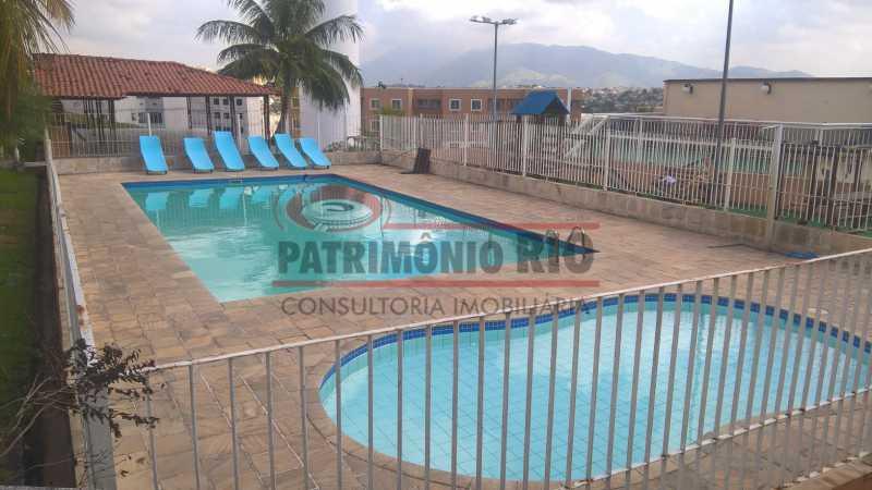12 - Casa condomínio fechado, sala, dois quartos - Pavuna - PACN20094 - 13