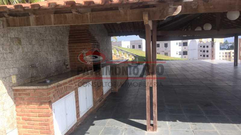 14 - Casa condomínio fechado, sala, dois quartos - Pavuna - PACN20094 - 15