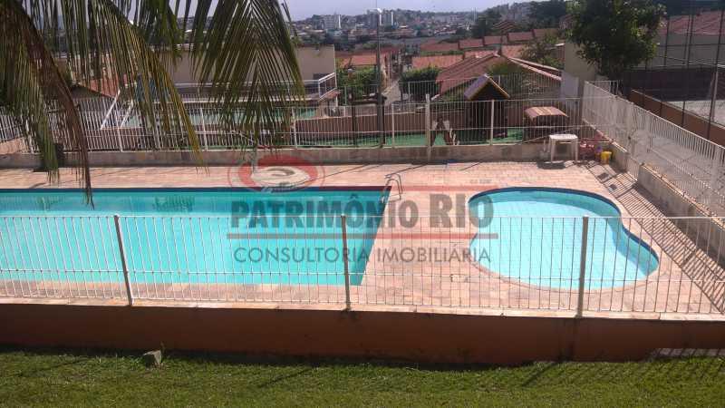 16 - Casa condomínio fechado, sala, dois quartos - Pavuna - PACN20094 - 17