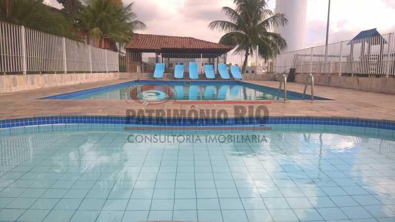 17 - Casa condomínio fechado, sala, dois quartos - Pavuna - PACN20094 - 18